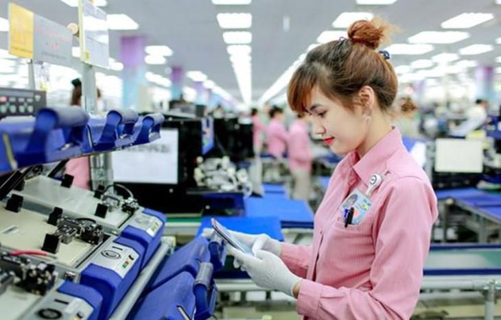 越韩企业加强贸易合作关系