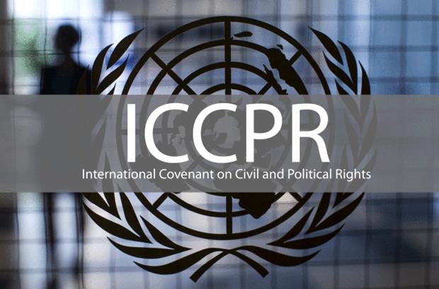 越南将出席有关ICCPR执行情况第三次国家报告的会议