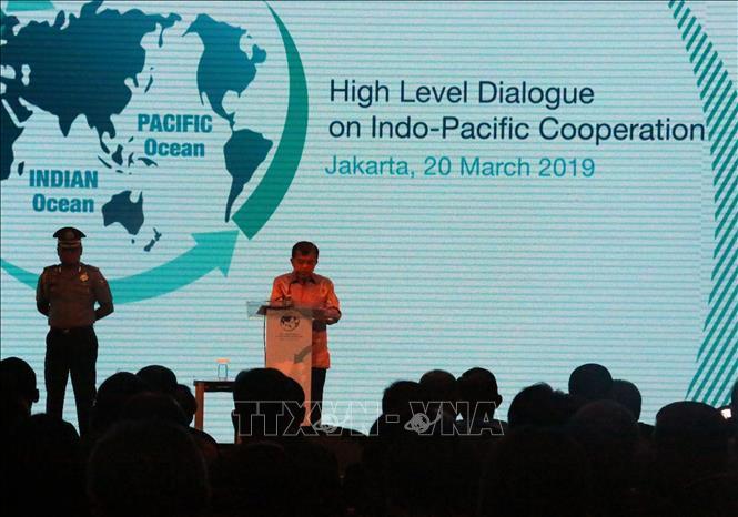 印度洋-太平洋合作高级对话会:面向和平、繁荣与包容的地区