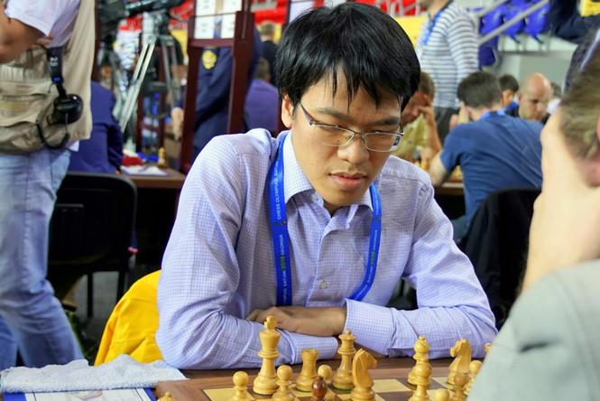 美国Spring Chess Classic国象锦标赛:黎光廉暂居首位