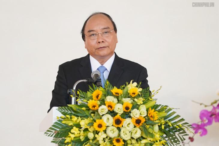 阮春福总理:朱莱有望成为木制品生产企业的投资热土