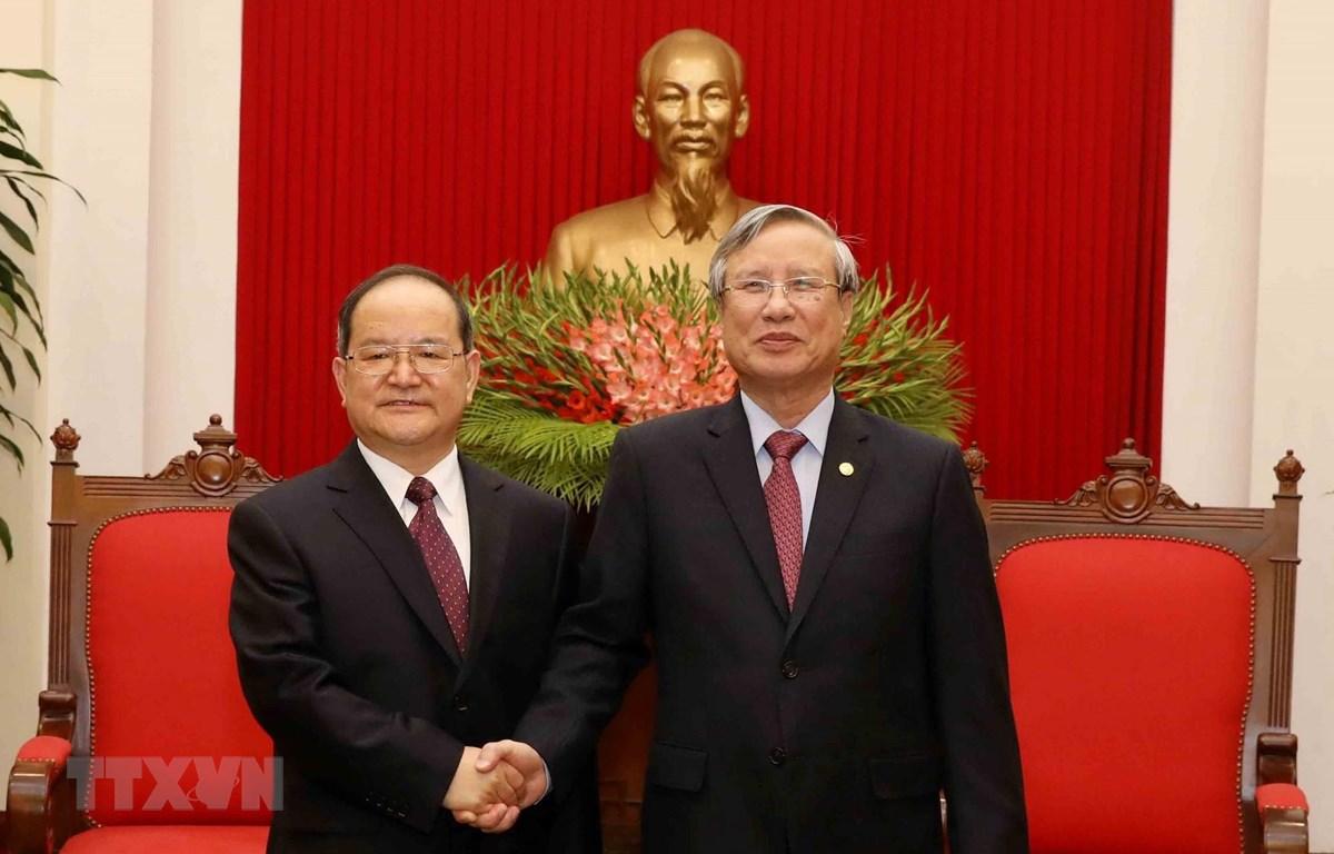 中国广西将加大对越南农产品的进口力度