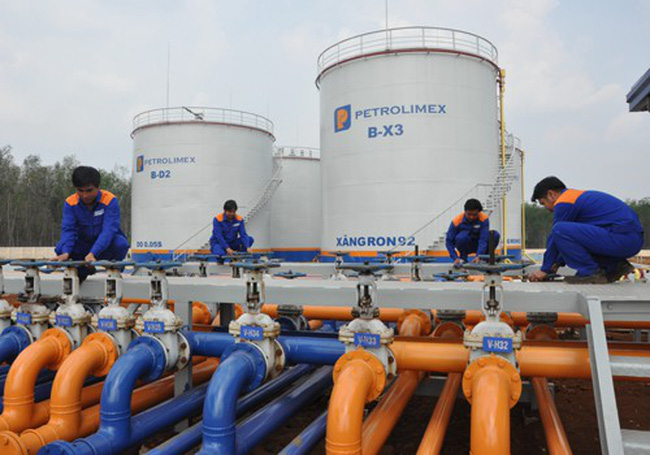 2019年前两个月越南对中国的原油出口额约达1.5亿美元