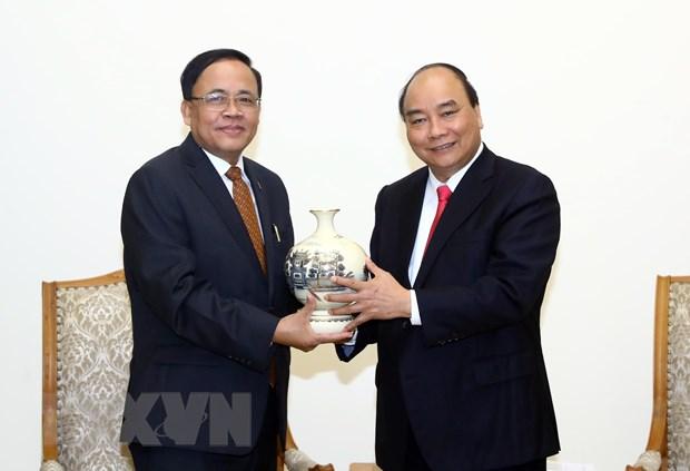 越南一直支持缅甸促进民族和解与和平进程