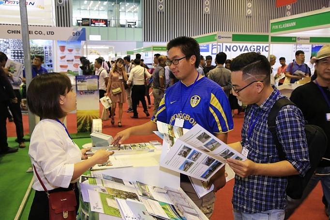 近200家企业参加 2019年越南国际果蔬及花卉园艺展