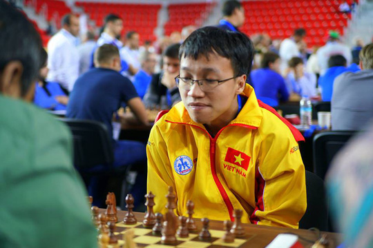 2019年HDBank国际象棋比赛参赛选手达300余名