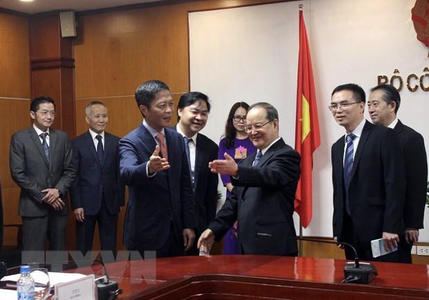 广西是促进越南与中国市场沟通的重要桥梁