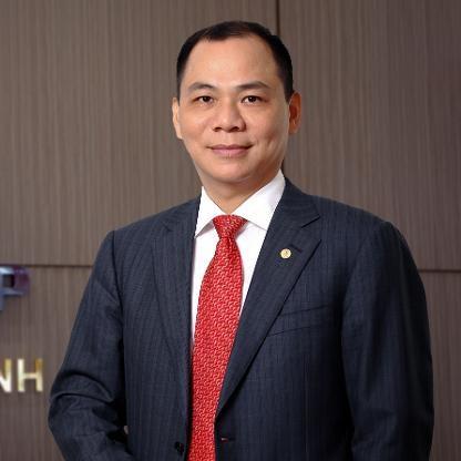 五位越南富豪跻身福布斯2019全球亿万富豪榜