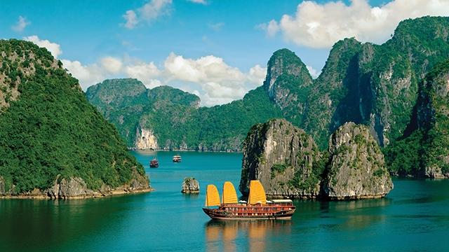 越南下龙湾跻身世界最美自然奇观名单