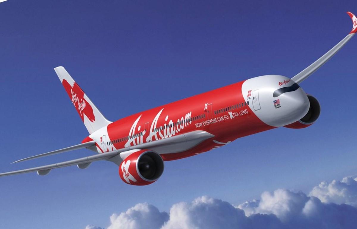 亚航正式开通芹苴市至吉隆坡直达航线