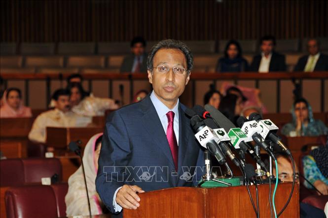 巴基斯坦内阁进行部分改组