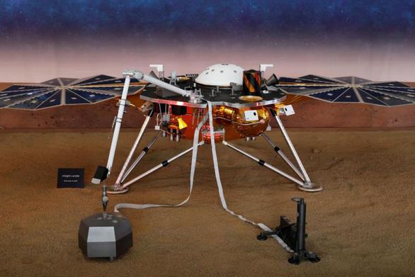 NASA洞察号探测器或已首次探测到火星地震