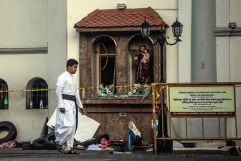 斯里兰卡系列爆炸遇难人数升至310人 26名嫌犯被捕