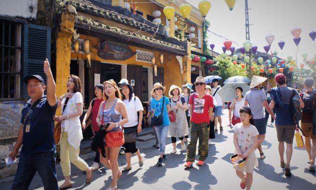 越南加大在中国的旅游宣传力度