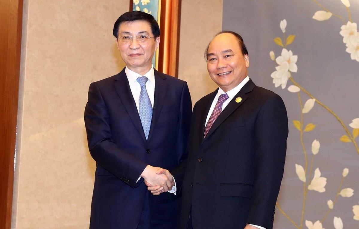 阮春福总理:越南重视发展与中国的友好关系