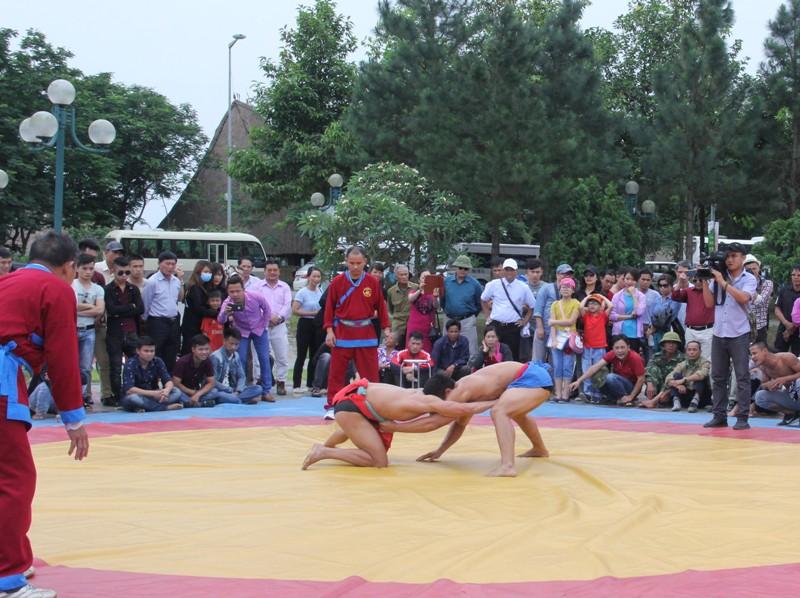 2019年第21届全国青少年民族摔跤锦标赛将在北宁省举办