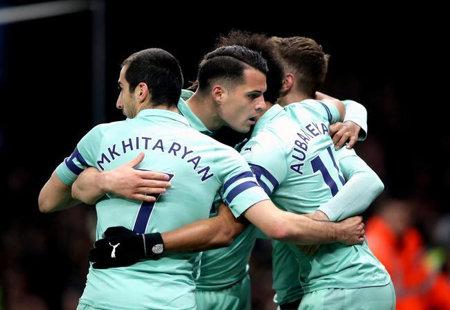 英超: 阿森纳客胜10人对手保前4