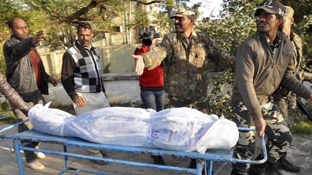 印度西部汽车炸弹袭击致16人死亡