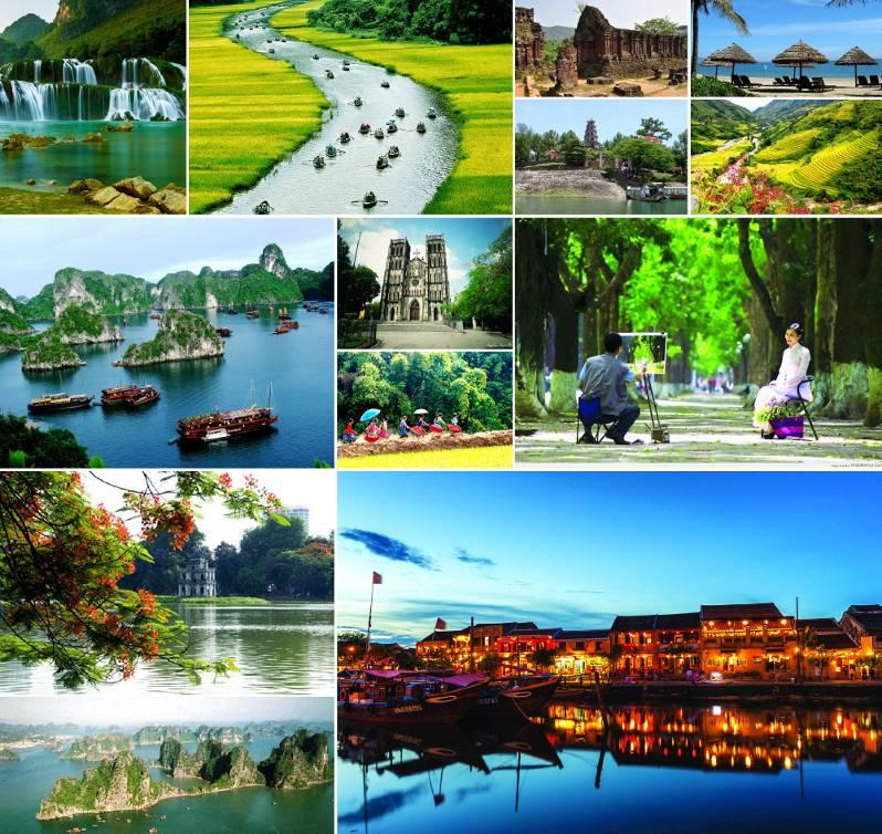 越南旅游推介促进会将在中国台湾举行
