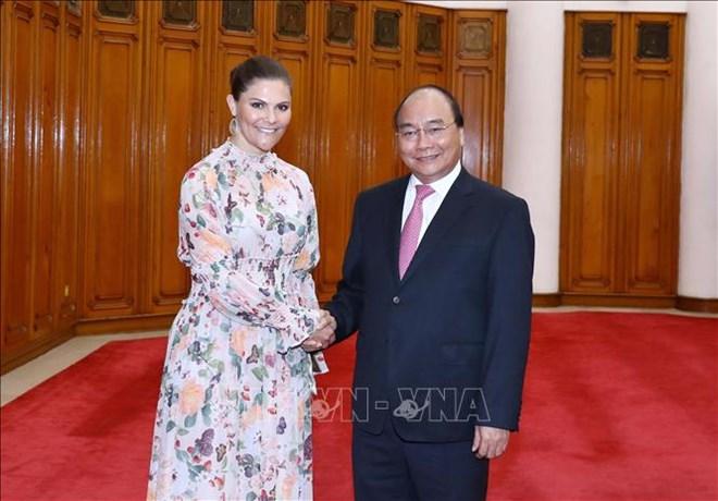 瑞典是越南在欧盟的重要且可靠伙伴