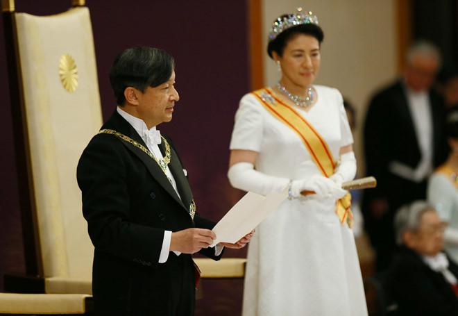 越南党和国家领导人致电祝贺日本新天皇即位