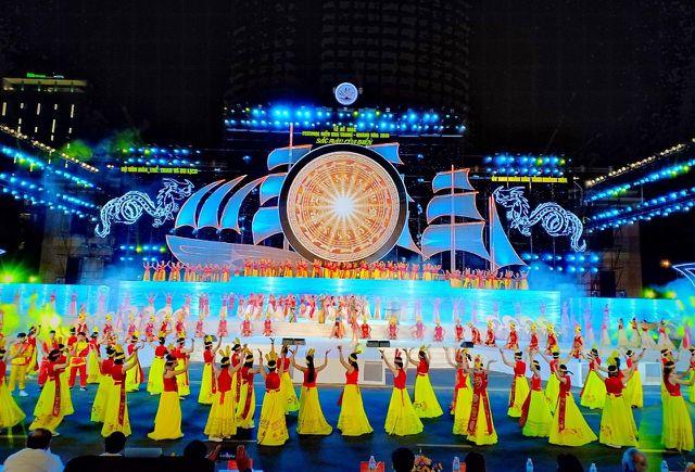 2019年芽庄海洋节闭幕
