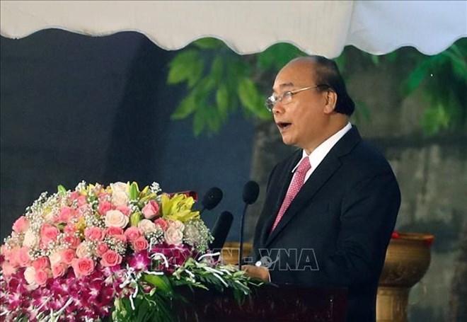 政府总理阮春福出席清化省命名990周年纪念大会