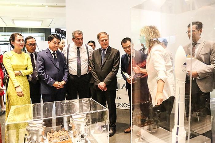 """""""意大利——知识之美""""展览会在河内开展"""
