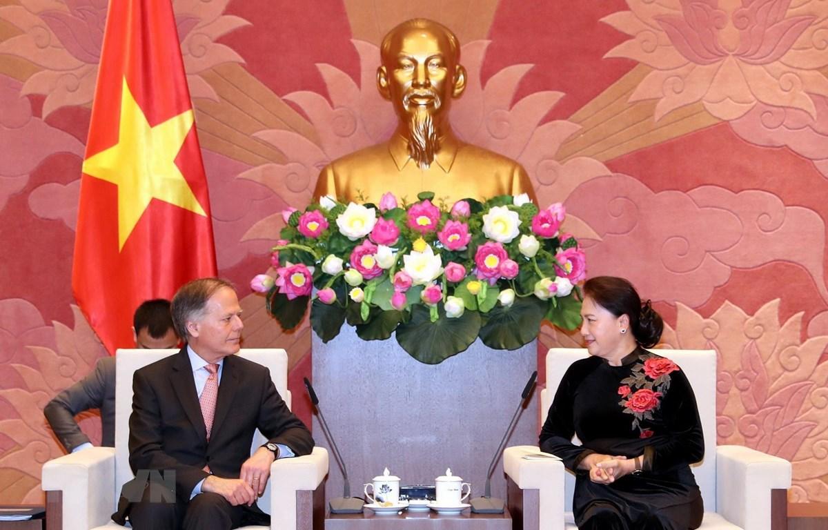 意大利将与越南加强各领域的合作力度