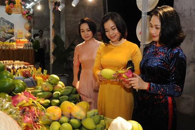 越南11个北部省市大力促进对中国的农产品和食品出口