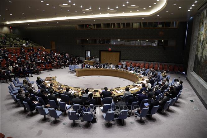 越南以高票当选联合国安理会非常任理事国