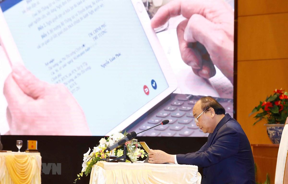 越南政府电子会议及电子政务服务平台e-Cabinet正式上线