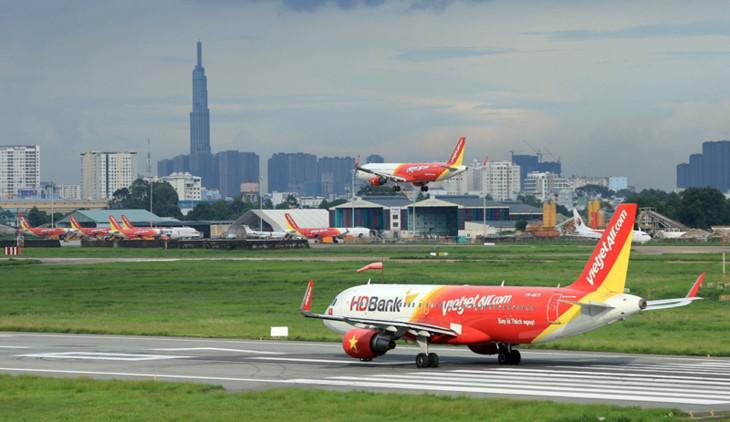 越捷航空公司首次向客户提供机票分期付款服务
