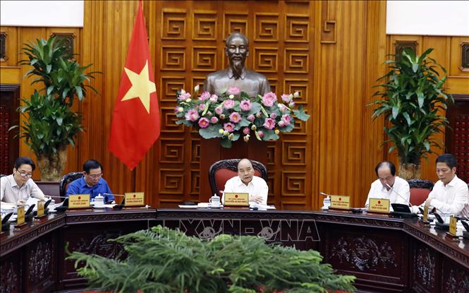 越南政府常务委员会召开会议 讨论促进与大伙伴贸易关系的措施