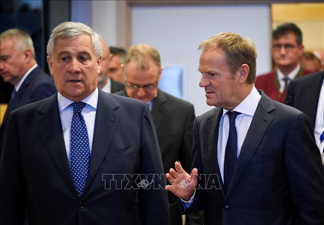 欧盟未能通过主要领导职务提名