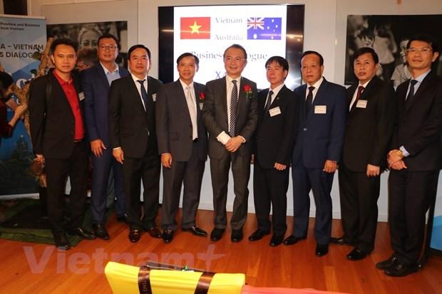 越南企业推进在澳大利亚投资经商活动
