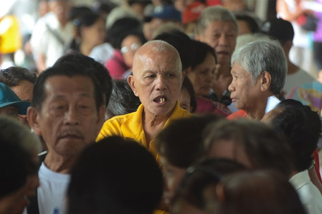"""菲律宾面临""""老龄化社会""""危机"""