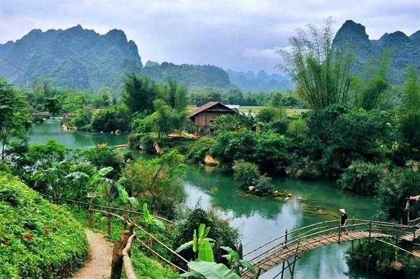 越南高平省地质公园跻身全球最为壮观的50个旅游景点名单