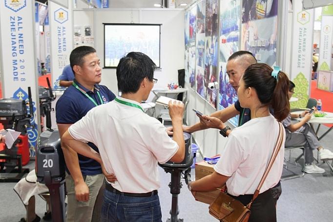 2019年中国浙江国际贸易(越南)展览会即将在胡志明市开展