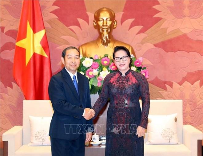 越南党、国家和国会一直重视司法工作