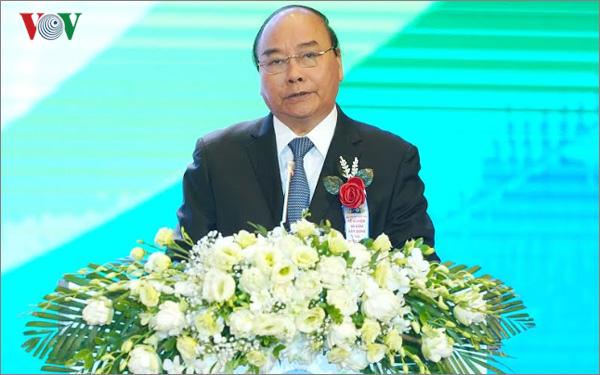 政府总理阮春福:中央儿童医院要成为儿童看治病的一流医院