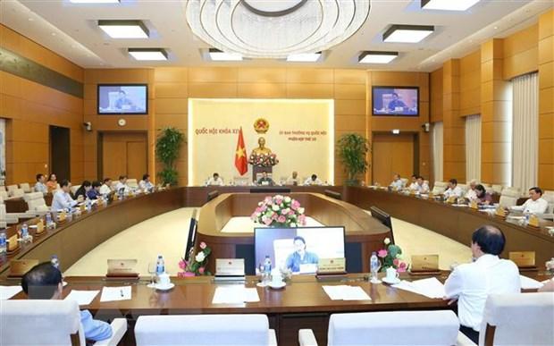 越南第14届国会第8次会议计划于10月21日开幕