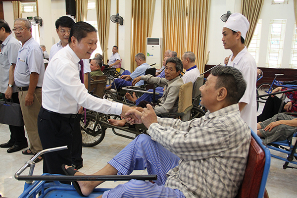 北宁省顺城县伤残军人疗养中心
