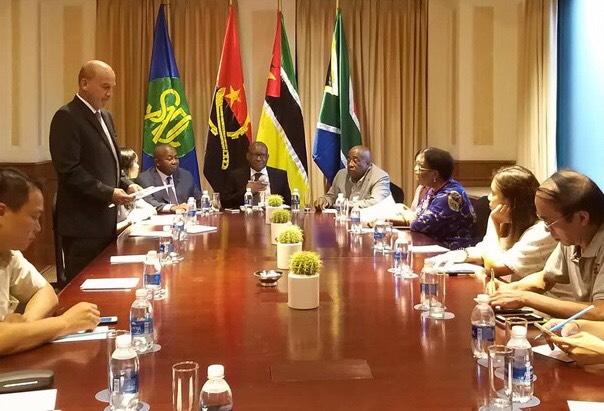 SADC等待越南投资商前来投资兴业