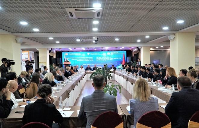 芹苴市将为俄罗斯企业创造最为便利的条件