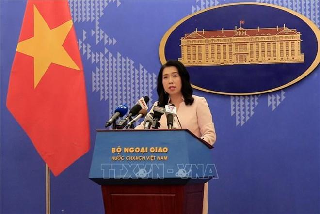 中国海洋地质八号调查船停止在越南专属经济区和大陆架的勘探活动