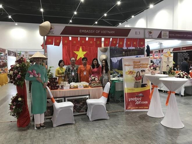 越南参加2019年东盟美食节