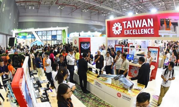 2019年中国台湾产品展销会在河内举行