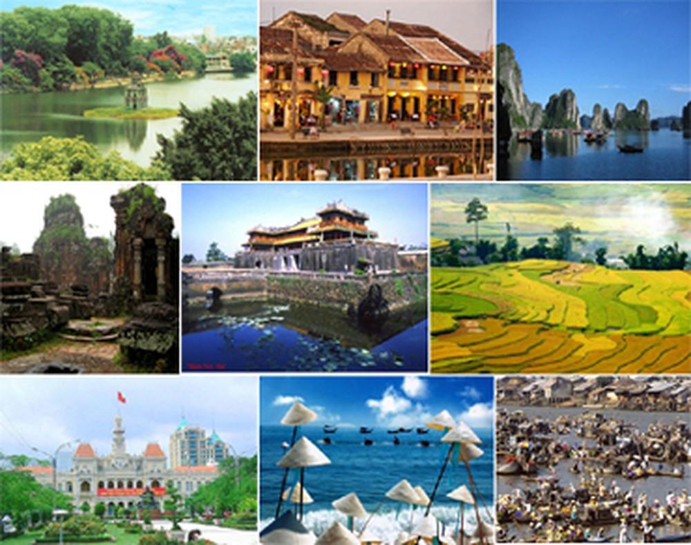 越南力争跻身东南亚地区一流旅游发展国名录