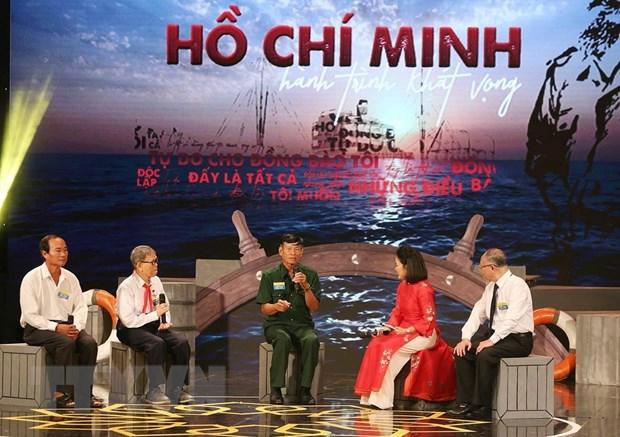 政府总理阮春福出席2019年全国学习和效法胡志明思想、道德与作风优秀代表交流会